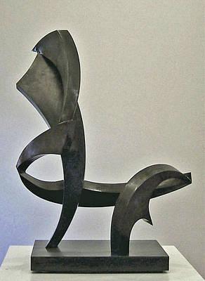 La Chaise Art Print by John Neumann