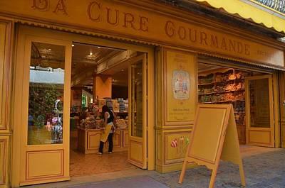 Photograph - La Cure Gourmande by Dany Lison