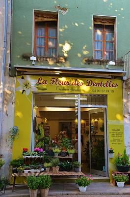 Photograph - La Fleur Des Dentelles by Dany Lison