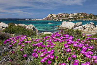 Maddalena Photograph - La Maddalena Island, Sardinia, Italy by Slow Images