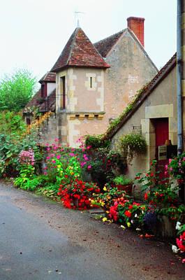 Photograph - La Maison Du Apremont by John Galbo