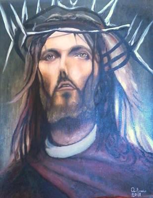 La Passione Di Cristo Art Print