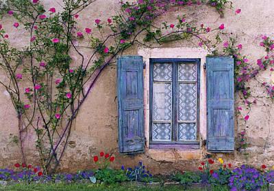Photograph - La Peinture by John Galbo