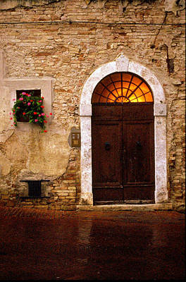 Photograph - La Porta by John Galbo