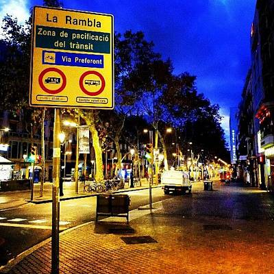 Street Photograph - La Rambla #streetphotography #street by Tommy Tjahjono