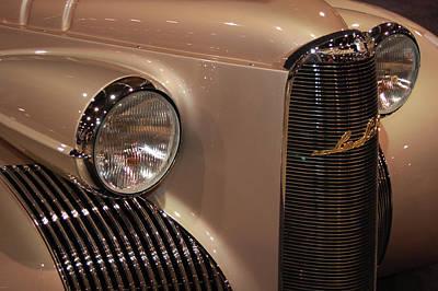 Archie Bunker Photograph - La Salle by Bill Dutting