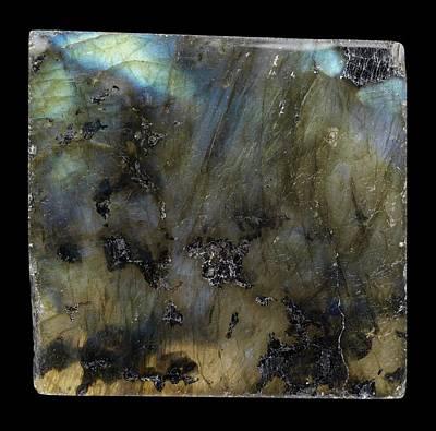 Labradorite Photograph - Labradorite by Paul Biddle