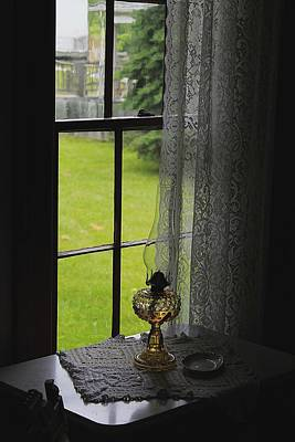 Photograph - Lace Curtains by Scott Hovind
