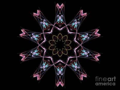 Digital Art - Lace by Yvonne Johnstone
