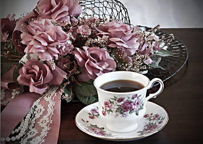 Photograph - Ladies Tea Time by Sherry Hallemeier