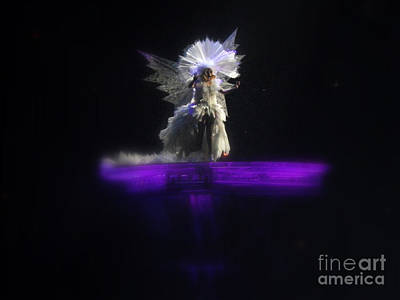 Photograph - Lady Gaga2 by Anjanette Douglas