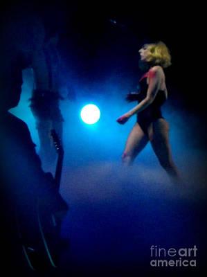 Photograph - Lady Gaga3 by Anjanette Douglas