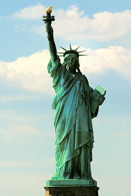Crown Point New York Photograph - Lady Liberty by Artistic Photos