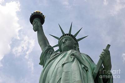 Photograph - Lady Liberty by Living Color Photography Lorraine Lynch