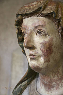 Photograph - Lady Of Verona by Cheri Randolph