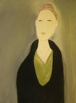 Pastel - Lady by Samantha L