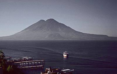 Photograph - Lago De Atitlan - Guatemala by Juergen Weiss