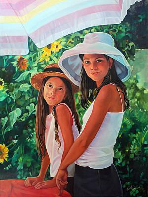 Laguna Art Print by Elizabeth Shafer