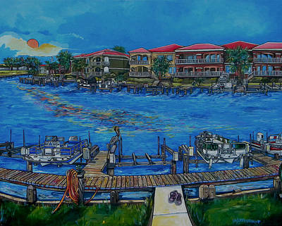 Painting - Laguna Vista by Patti Schermerhorn