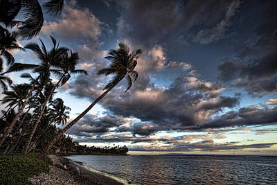 Lahaina Evening Art Print by James Roemmling