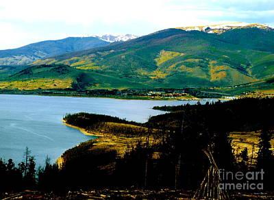 Photograph - Lake Dillon IIi by Christine S Zipps