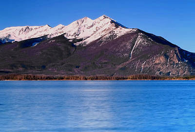 Photograph - Lake Dillon by Paul Svensen