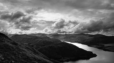 Photograph - Lake District  by Mariusz Zawadzki