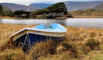 Lake In Killarney National Park Art Print by Barbara Walsh