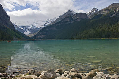Lake Louise - 1274 Art Print