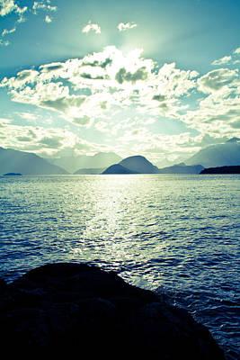 Photograph - Lake Manapouri 1 by Jonathan Hansen