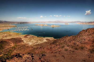 Lake Mead 1 Original by Jessica Velasco