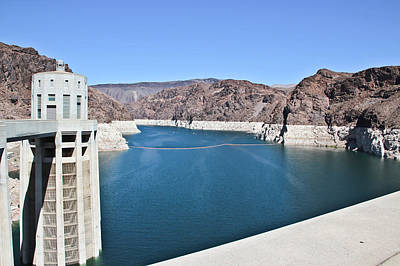 Photograph - Lake Mead At Hoover Dam by Heidi Smith