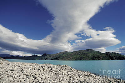 Photograph - Lake Nordenskjold - Torres Del Paine Np Chile by Craig Lovell