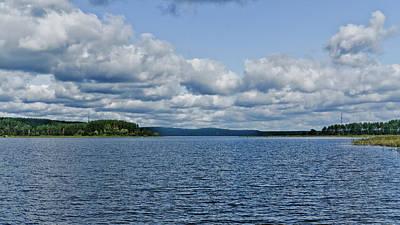 Lake Seliger Art Print