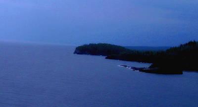 Shweta Singh Photograph - Lake Superior by Shweta Singh