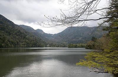 Photograph - Lake View by Masami Iida