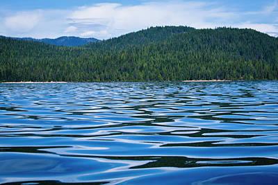 Photograph - Lake Waves by David Patterson