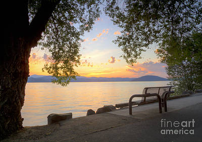 Photograph - Lakeview by Idaho Scenic Images Linda Lantzy