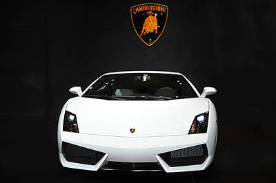 Photograph - Lamborghini   by Dragan Kudjerski