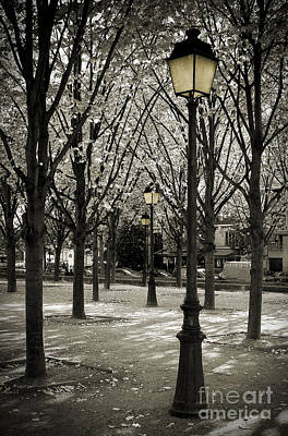 Photograph - Lamplight by RicharD Murphy