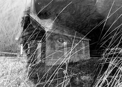 Land That Time Forgot Art Print by Rick Rauzi