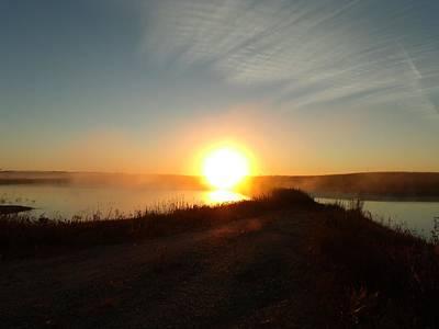 Lands End Sunrise Original