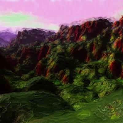 811980af780a Photograph - Landscape 01 by Peter Cochran