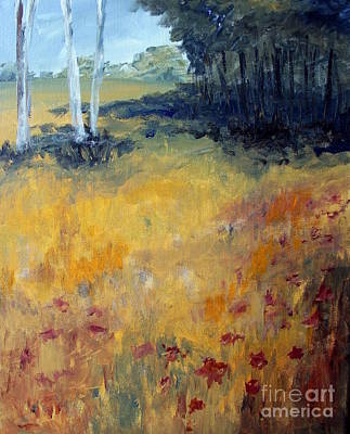 Painting - Landscape 1 by Julie Lueders