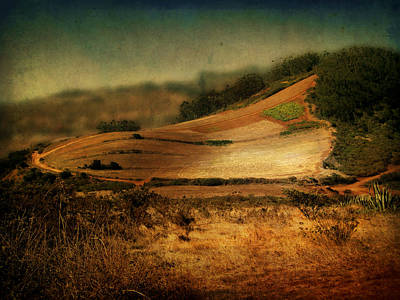 Photograph - Landscape #20. Winding Hill by Alfredo Gonzalez