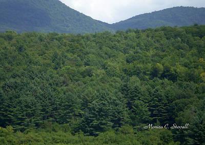 Landscape Collection - Vermont  Art Print