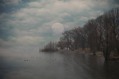 Landscape Of Dreams Print by Joana Kruse