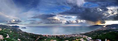 Wall Art - Photograph - Landscape Of Tigullio Bay by Andrea Gabrieli