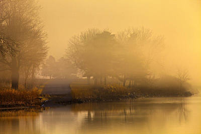 Photograph - Landscape by Richard Lee