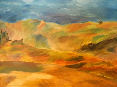 Painting - Landscape by Samantha L